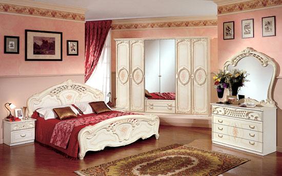 МЕБЕЛЬ ДЛЯ ДОМА » Мебель для спальни